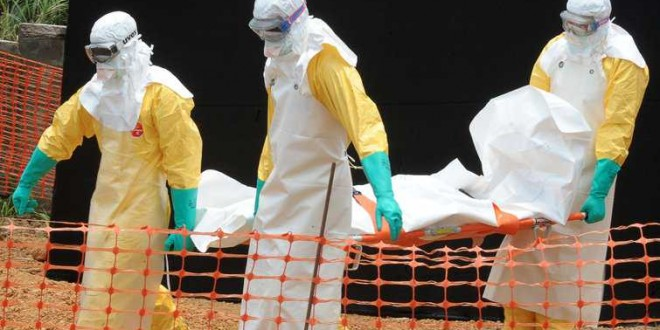 CDC WARNS FUNERAL HOMES IN U.S. TO PREPARE FOR EBOLA VICTIMS