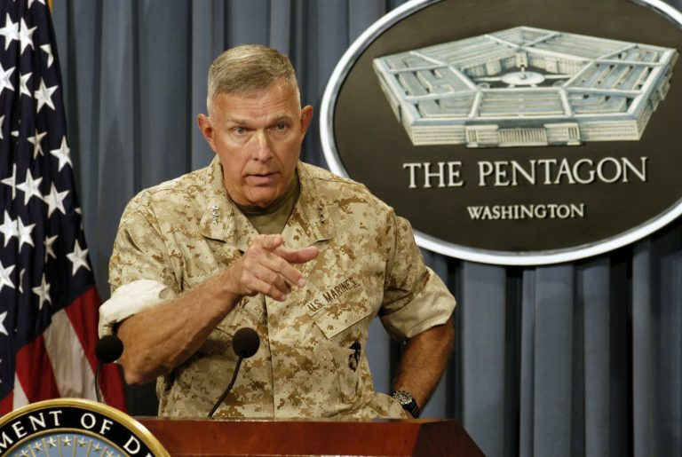 """Former Marine Corps Commandant: Obama's Strategy against ISIS doesn't Stand """"A Snowball's Chance in hell of Succeeding"""""""