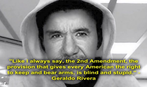 geraldo rivera 2nd amendment