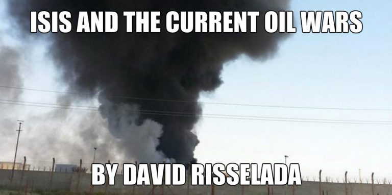 ISIS and the Current Oil Wars