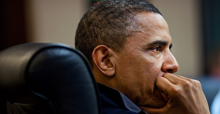 Obama Admits Plan in Syria is to Overthrow Assad