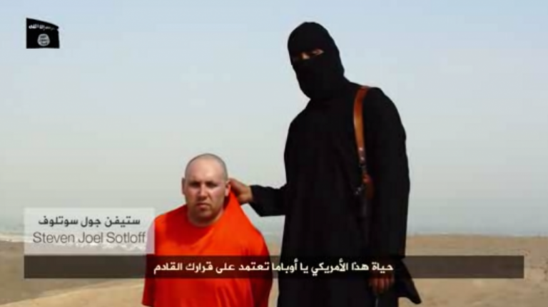 See the Video: Was the Steven Sotloff Video Staged? (Updated)
