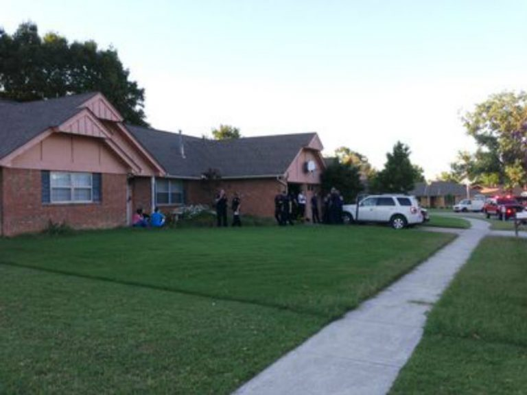 Oklahoma June 2013: Man With Limbs Tied Found Decapitated… Police Rule Suicide