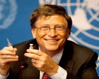 Bill Gates funded the PIRBRIGHT institute, which owns the patent on coronavirus