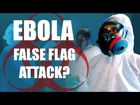 ebola false flag