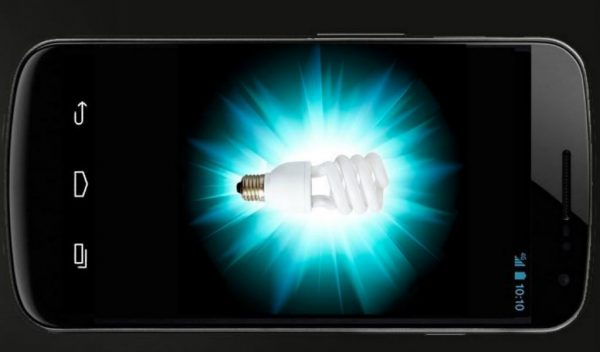 We Light Up Your Night…Oh, and We Take All the Info from Your Phone, Too Flashlight-phone-600x352