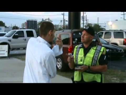 muslim attacks street preacher