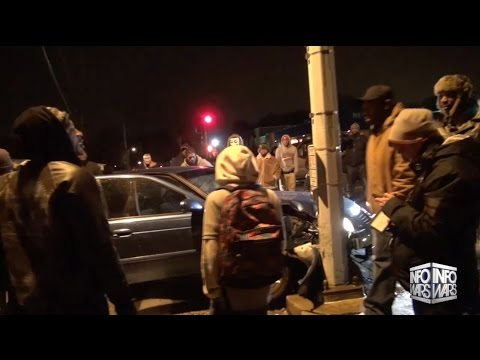 Ferguson Looters Steals Camera