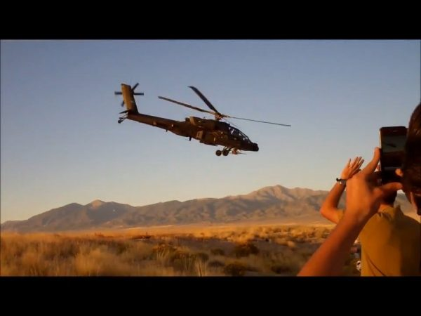 apache gun range utah
