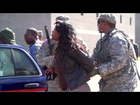 army trains to combat black americans