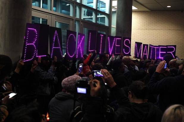 Don't Mess With Texas! Ferguson Protesters Shut Down in Dallas