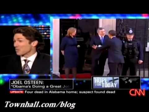 osteen praises obama