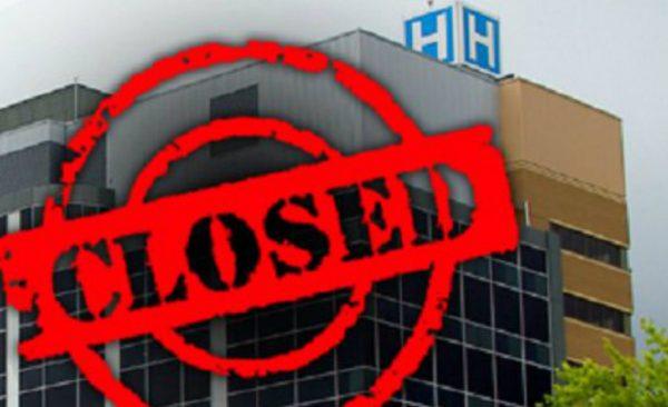 Hospital Closing