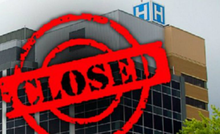 ObamaCare Forces More Hospitals to Close
