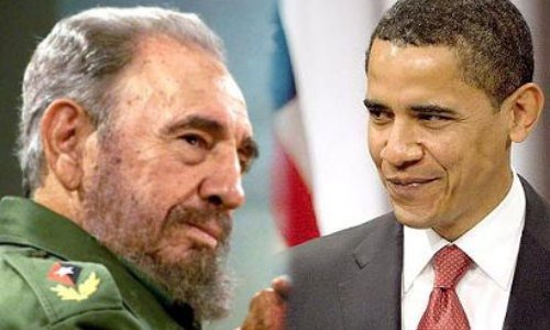 Obama Takes Castro's Advice