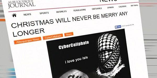 albuquerque journal isis hack