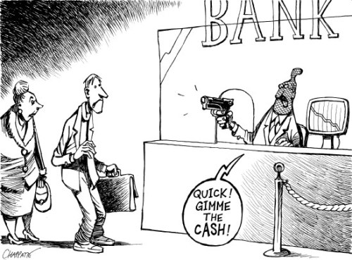 American Bank Bail-Ins Are Beginning