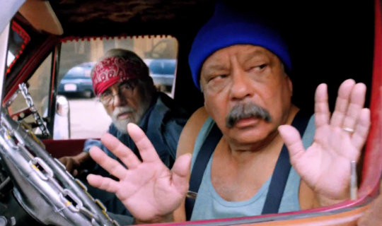 Cheech and Chong Ffeatured in a General Mills commercial.
