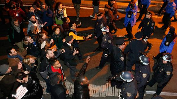 new york eric garner protests