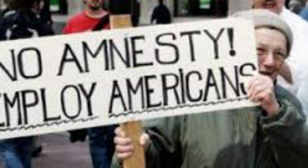 no amnesty employ americans