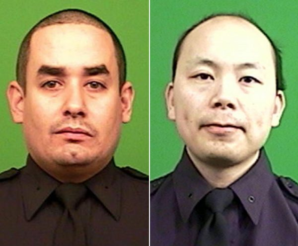 nypd shooting victims