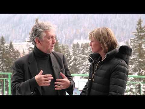 Robert Johnson Davos