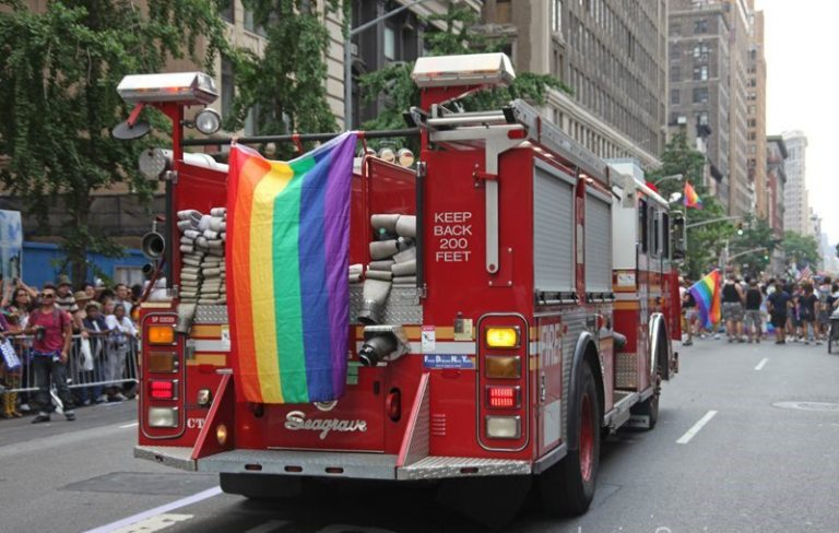 Judge dismisses Christian Firefighters' Lawsuit – Says They must participate in Sodomite Parade