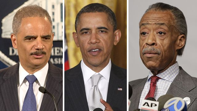 FBI and DOJ Investigation Exposes Obama, Holder & Sharpton Engaging in Racial Politics