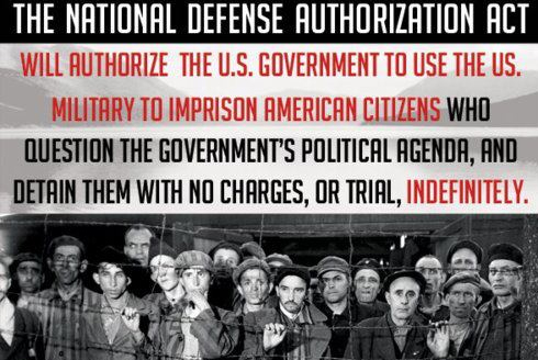 President Obama Justifies FEMA Camp Detention for Uncharged Americans