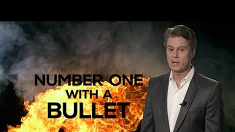 number one with a bullet bill whittle