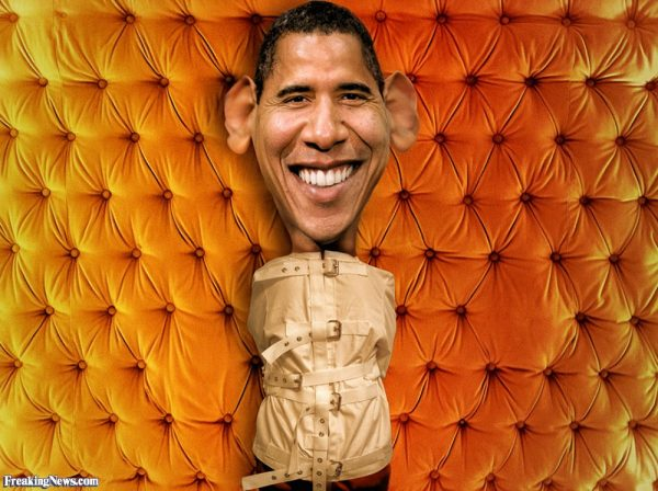 obama straight jacket