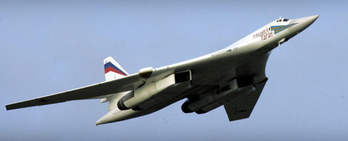 "Putin Sends Nuclear Bombers Over English Channel: ""Transponders Turned Off… Invisible to Air Traffic Control"""