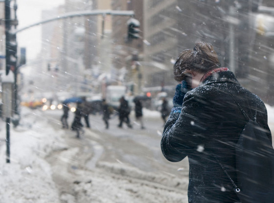FORECASTERS FAIL ON BLIZZARD, YET WE'RE SUPPOSED TO BELIEVE 100-YEAR CLIMATE MODELS