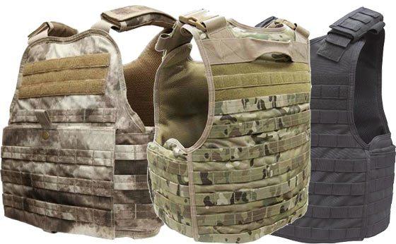 type iii body armor