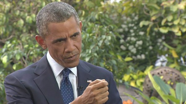 Barack Obama I Saved the American Economy, Made the US Stronger, More Prosperous, Safer, More Influential