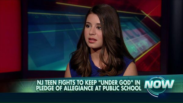High School Girl Silences Anti-theists' Assault on her Freedom