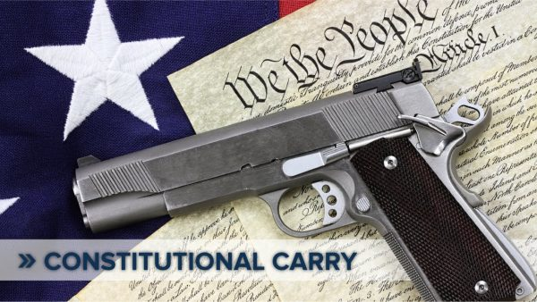 Constitutional Concealed Carry Reciprocity Act Would Allow Concealed Carry Weapons Across State Lines