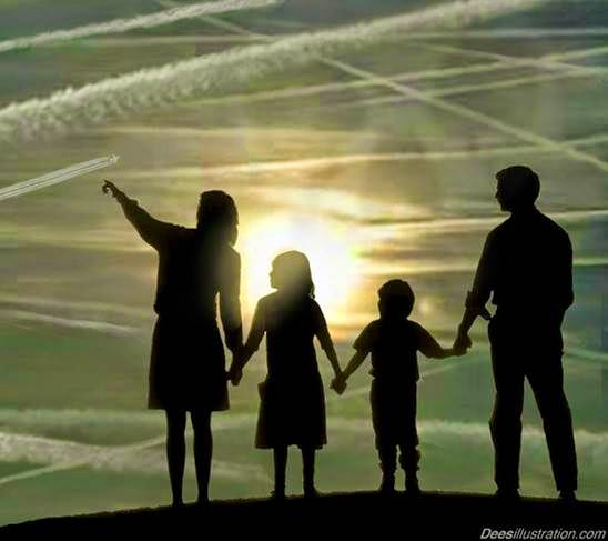 family chemtrails