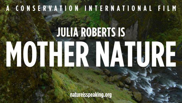 julia roberts mother nature