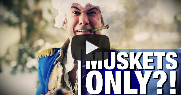 steven crowder muskets only