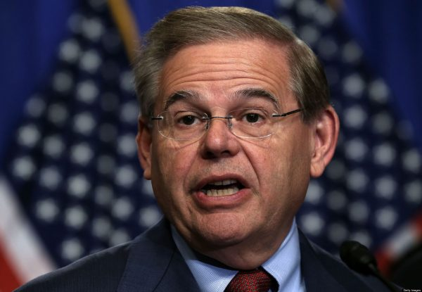 """The Group Of Senators Dubbed The """"Gang Of 8"""" Hold News Conference On Immigration Legislation"""