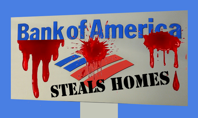 Former Employees: Bank of America Used Dirty Tricks to Force People into Foreclosure