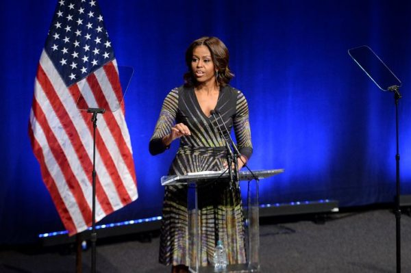Michelle Obama Pushes for Mental Health Evaluations as Backdoor Gun Control