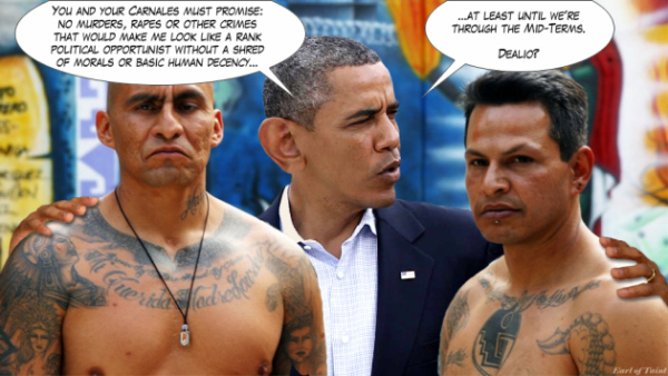 Obama Has Released 165,900 Illegal Aliens Who Committed Crimes