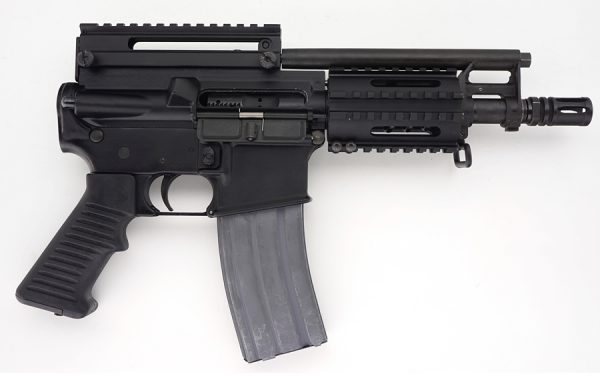 Experts: Not A Single Police Officer Has Been Shot by AR-15 Ammo