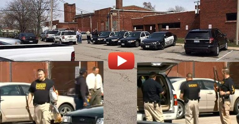 These Cops were So Corrupt, that their Entire Department was Just Raided by Multiple Agencies
