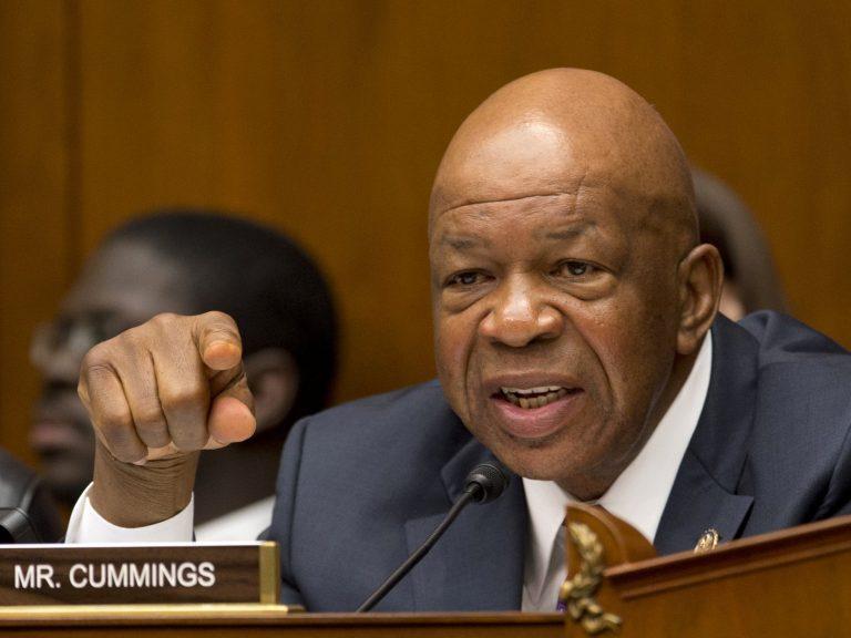 President Trump Calls Out All Dirty Politicians Via Elijah Cummings' Remarks