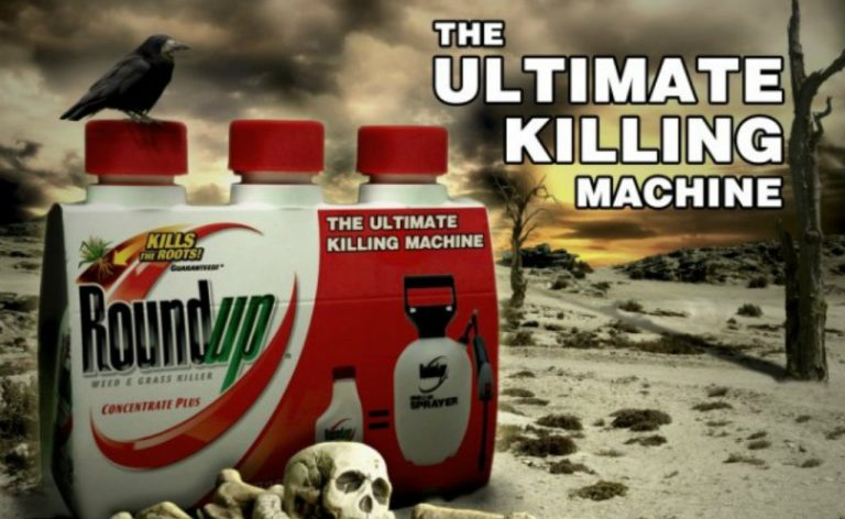 """World Health Organization Admits Roundup """"Probably"""" Causes Cancer"""