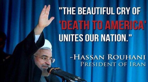 death-to-america-hassan-rouhani