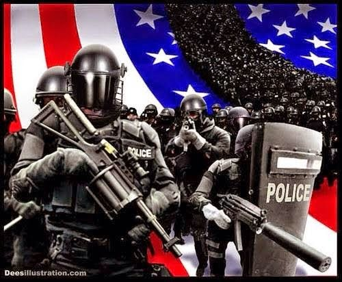 dees police state